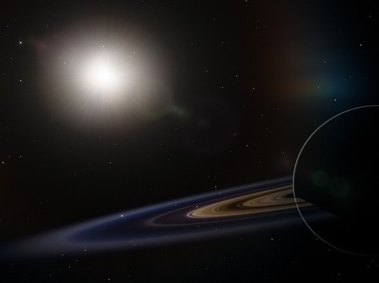 СМИ: у Земли появятся кольца, как у Сатурна, считают планетологи