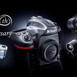 Начат прием заказов на памятные изделия, выпущенные к 100-летию компании Nikon