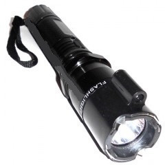 Многофункциональный фонарь шокер ОСА поможет избежать неприятных ситуаций