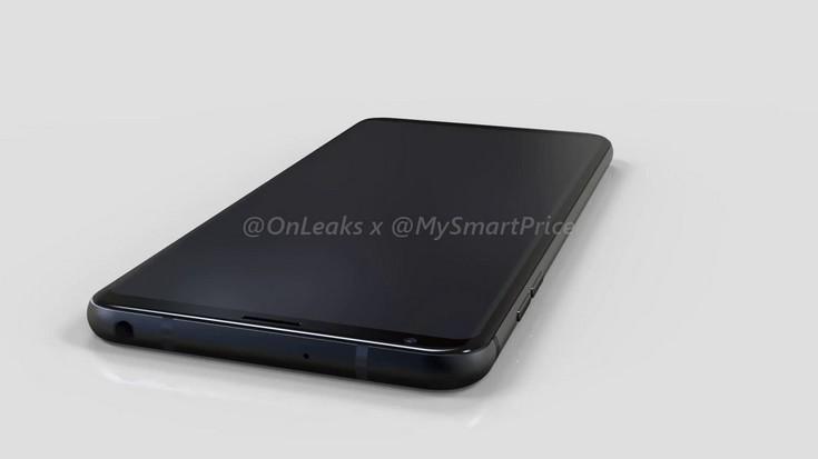 Смартфон LG V30 действительно не получит дополнительный дисплей