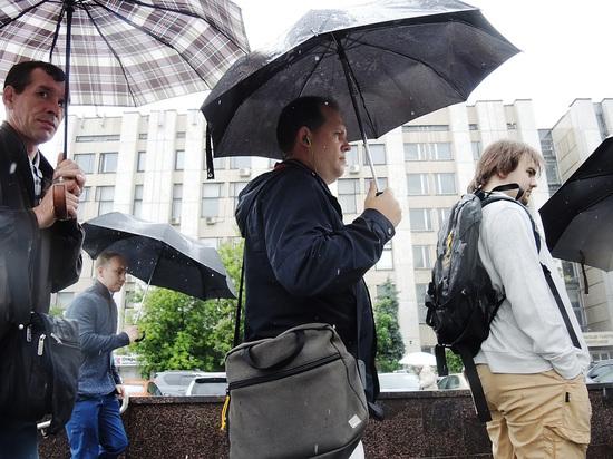 Перепады температур в Москве сохранятся до конца лета, утверждает климатолог