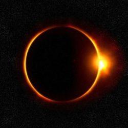 Уникальное солнечное затмение пройдет мимо России