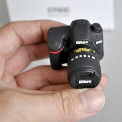 Nikon работает над миниатюрной камерой, которая будет конкурировать с камерами смартфонов