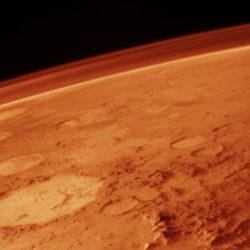 Специалисты NASA разглядели на Марсе забавное лицо