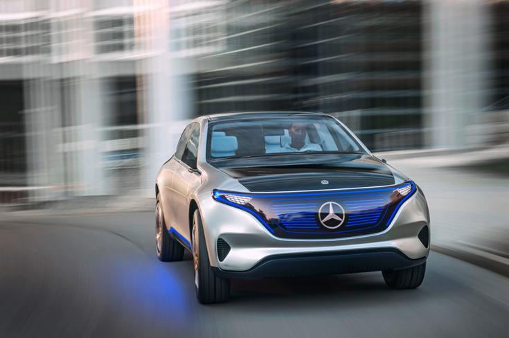Daimler вложит 735 млн долларов в инфраструктуру для электромобилей в Китае