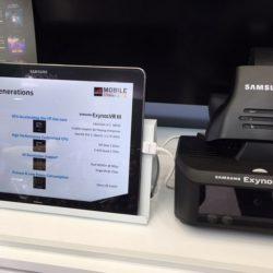 Samsung показала автономную гарнитуру виртуальной реальности Exynos VR III, основанную на SoC Exynos 8890