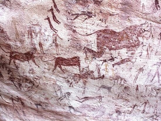 Наскальные рисунки, оставленные 14 тысяч лет назад, обнаружены в Испании