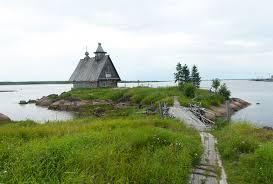 Жаркое лето на Соловецких Островах