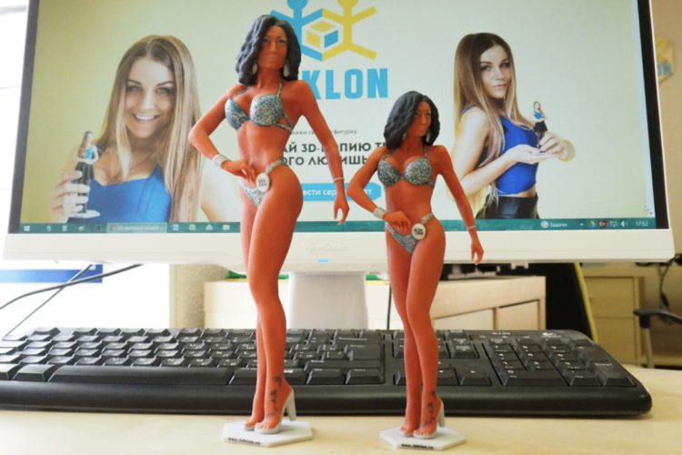 3D-клонирование сегодня доступно в композиционном материале