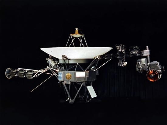 Зонд NASA доставит послание для инопланетян к далеким звездам