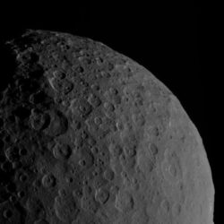 Уфологи нашли на Церере космолет пришельцев