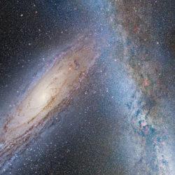 Астронавт опубликовал завораживающую видеозапись Млечного пути с борта МКС