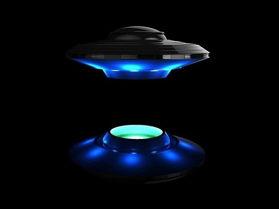 Конспирологи заметили «секретный космический корабль NASA»