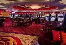 Лицензированное, современное казино