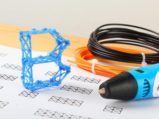 3D-ручка – прекрасный подарок!