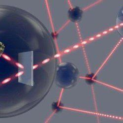 Создан новый тип быстродействующей квантовой памяти, способной хранить информацию, переносимую фотонами света