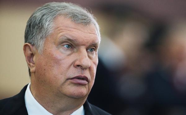 Сечин заявил о готовности «Роснефти» помочь АФК «Система» выплатить иск