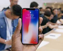 Названа себестоимость топового смартфона iPhone X
