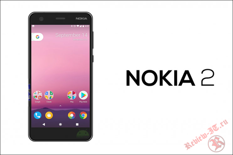 Nokia подтвердила выход смартфона Nokia 2 в ноябре