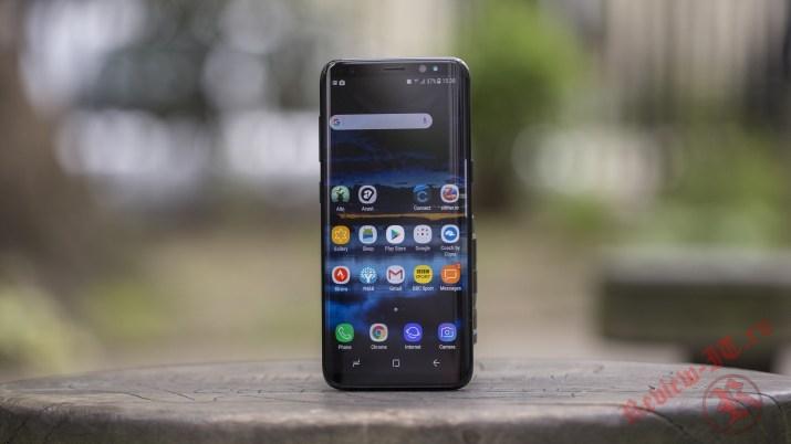 В Европе появился в продаже Samsung Galaxy S8 розового цвета