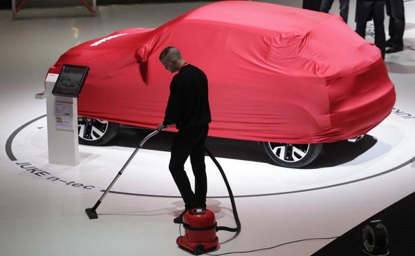 Производитель пылесосов займется выпуском электромобилей
