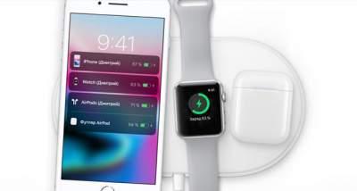 Apple планирует выпустить инновационную зарядку
