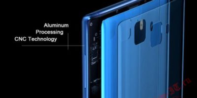 Смартфон Elephone S8 получил корпус из алюминия