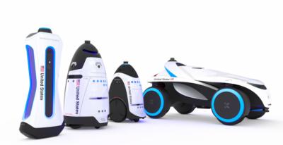 Knightscope удивила публику новыми роботами-охранниками