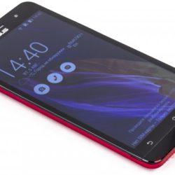 Компания Asus разрабатывает безрамочный смартфон