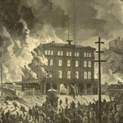 10 инцидентов, когда правительство США приказало стрелять в бастовавших рабочих