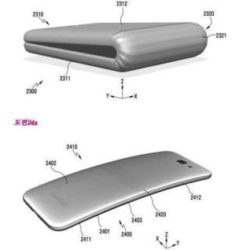 "Samsung запатентовал ""гибкий"" смартфон"