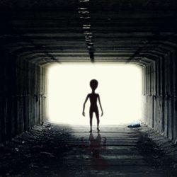 Уфологи объявили ураган Харви началом вторжения инопланетян