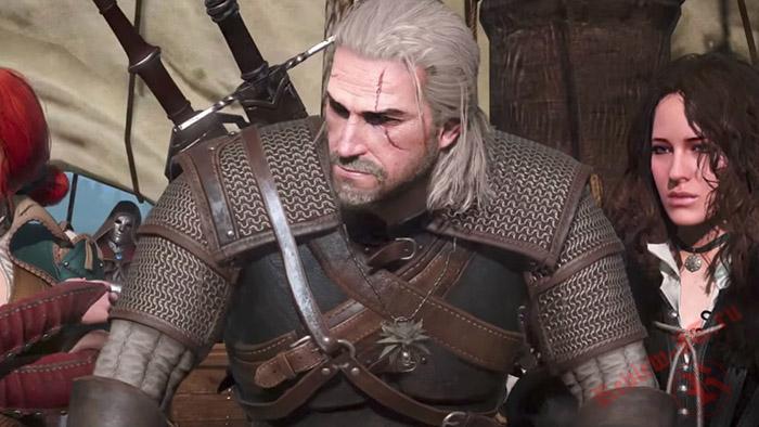 Версия игры The Witcher 3 для PS4 Pro получила долгожданное обновление