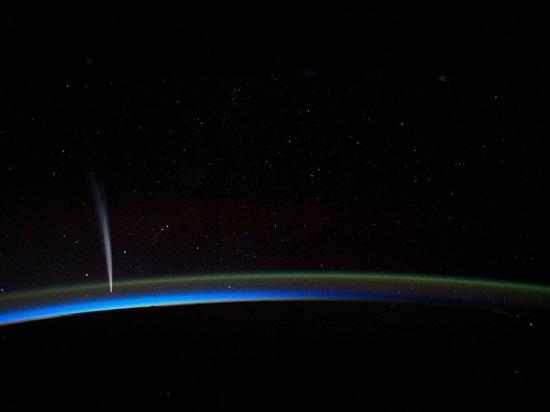 В солнечную систему впервые залетела комета: астрономы в шоке