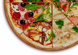 Пицца и суши в Астане