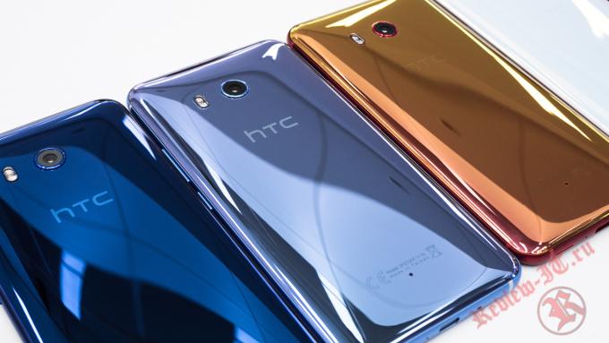 Стала известна стоимость нового смартфона HTC U11 Life
