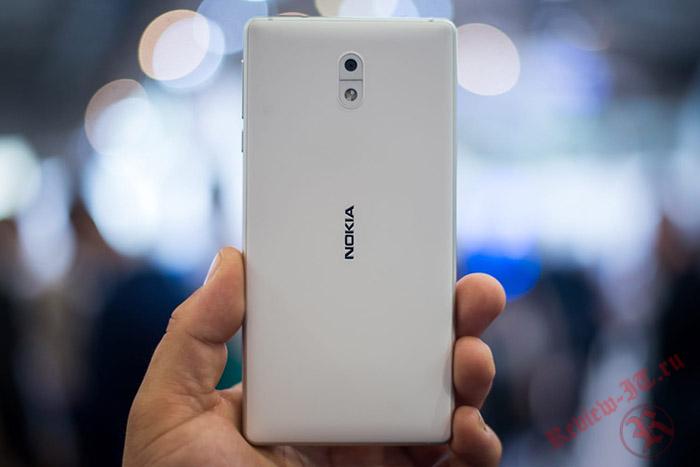Nokia 2 сертифицирован для продажи в России