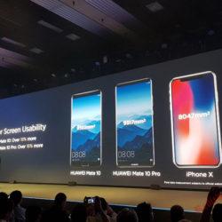 Huawei официально представила смартфоны Mate 10 и Mate 10 Pro