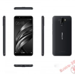 Смартфон Ulefone Power Max будет оснащен аккумулятором на 13000 мА*ч