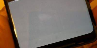 Экран Google Pixel 2 XL выгорает за пару дней