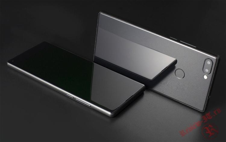Компания Vernee представила новый смартфон MIX 2