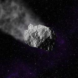 NASA: пролетевший около Земли астероид был размером с автобус