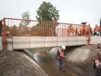 В Нидерландах открыли первый мост, напечатанный на принтере
