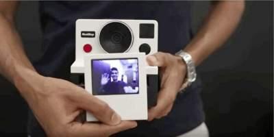 """Создан Polaroid, который печатает """"живые"""" фото"""