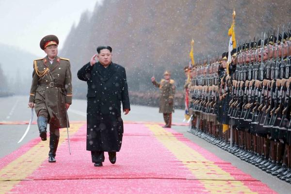 КНДР попросила ООН не помогать США в случае вооруженного конфликта