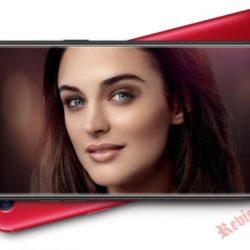 Смартфон Oppo F5 представлен официально
