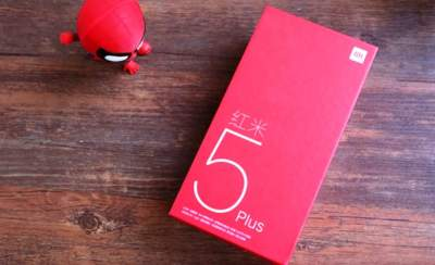 В Сеть попали снимки распаковки Xiaomi Redmi 5 Plus