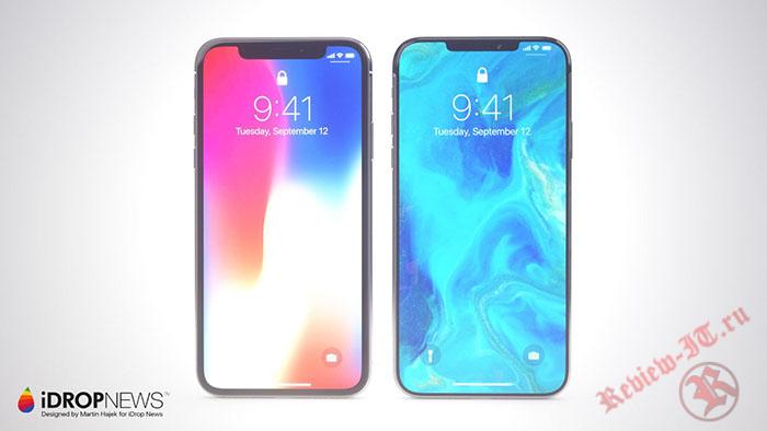 В интернете опубликованы рендеры смартфона iPhone XI