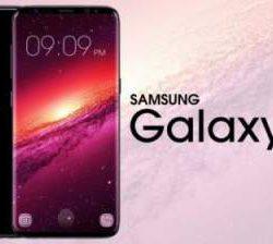 Появились свежие снимки включенного Samsung Galaxy S9