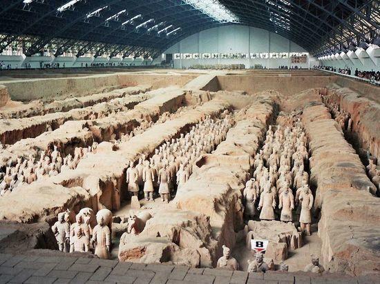 В Китае обнаружили следы «эликсира вечной жизни»